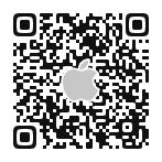 レッスンアプリ iPhone版QRコード